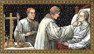 Viaticum - posmrtna euharistija