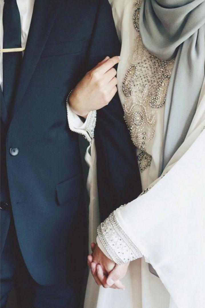 Muslim Couple <3  حب حلال