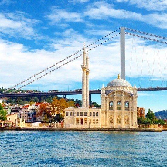 A luxury weekend in Istanbul, Turkey