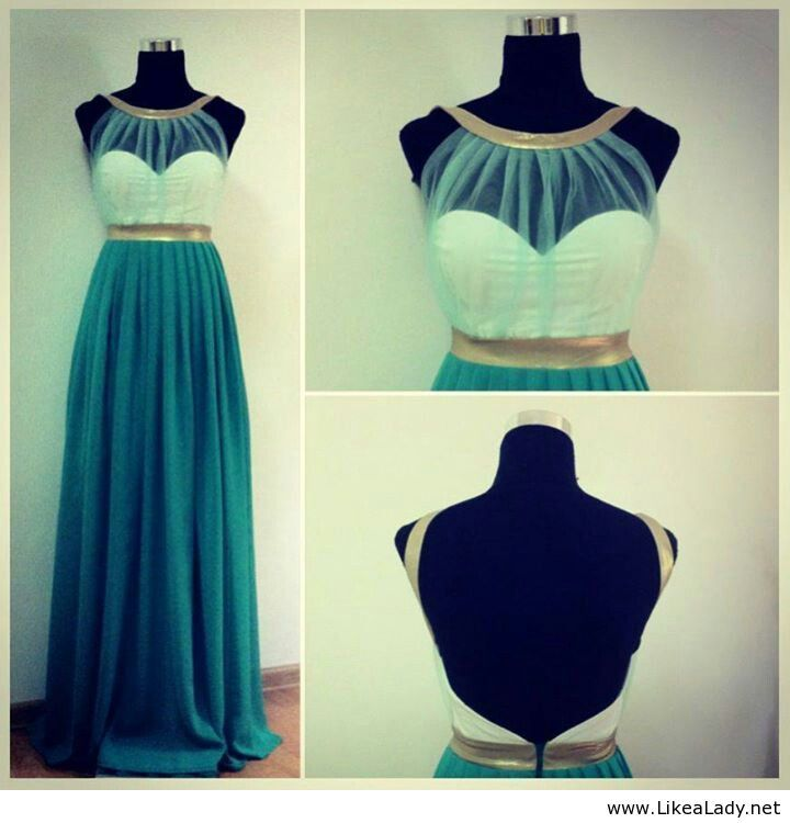 Everything about this dress is perfection! ♥