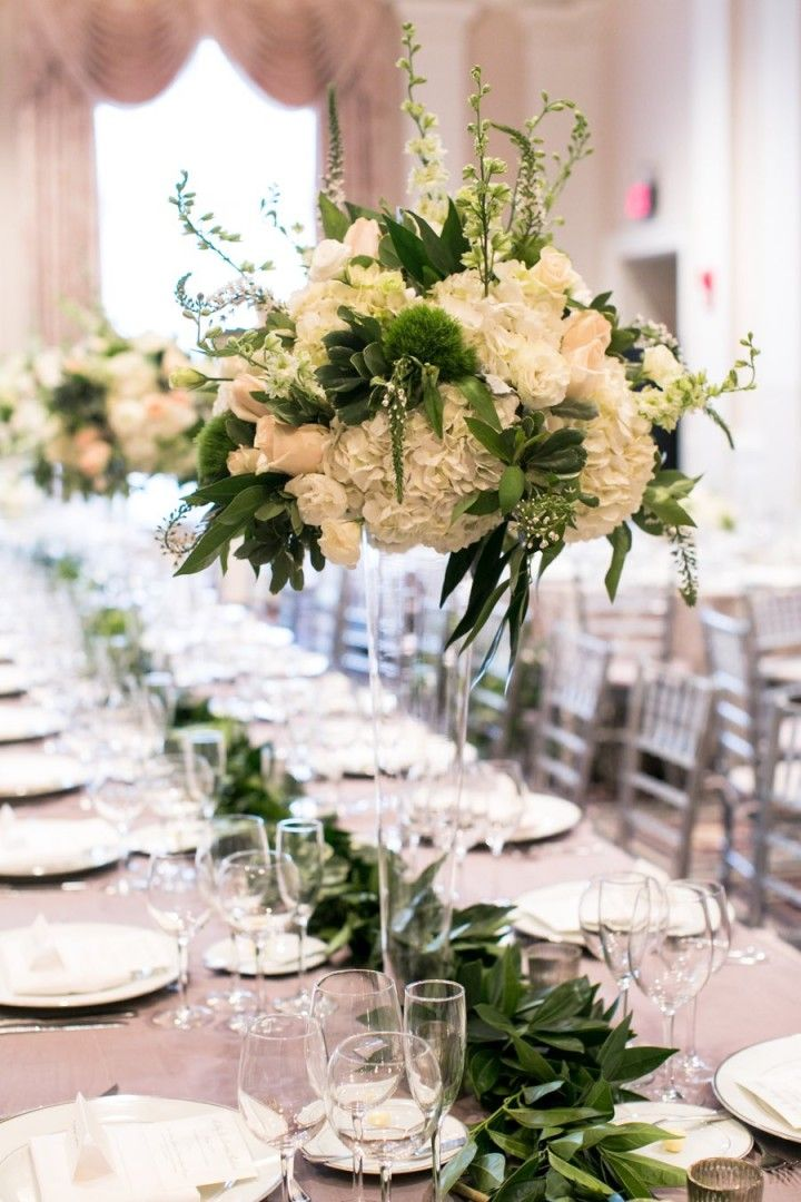 Classy perfection at georgetown dc wedding
