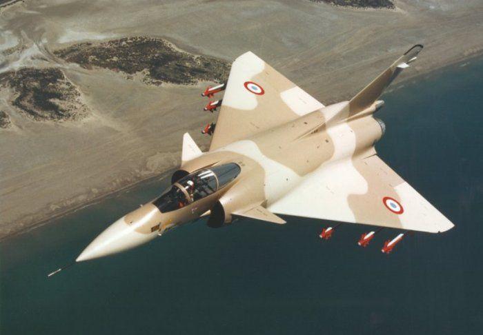 Dessault Mirage 4000 - France | Fighter jets, Aircraft, Fighter aircraft