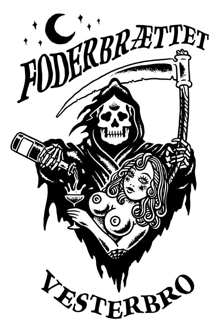 Foderbrættet t-shirt design  www.totcph.com