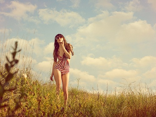 Summer!: Wood Photography, Stripes Swimsuits, Red Stripes, Natural Photography, Photo Inspiration, Bath Suits, Derek Wood, Beautiful Photography, Photography Inspiration