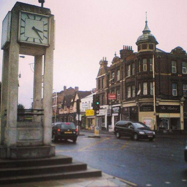 Hanwell Clock Tower