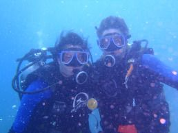 Scuba diving in the Whitsundays