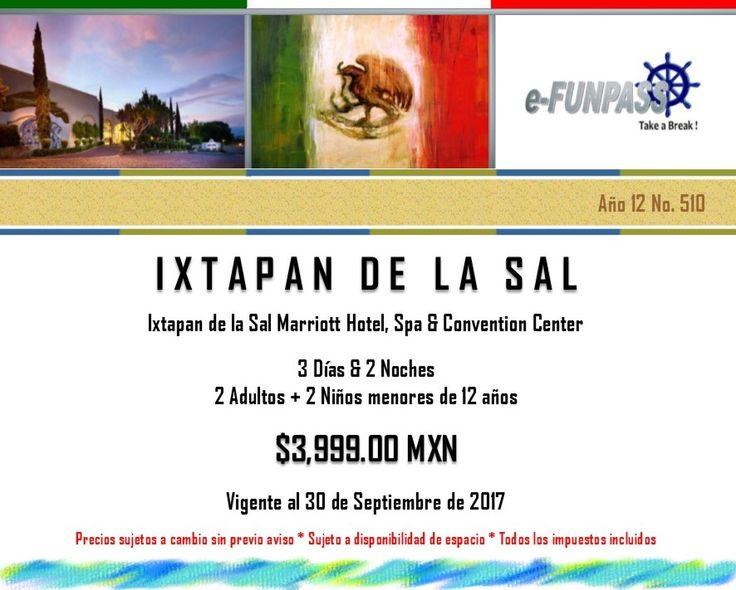 e-FUNPASS Año 12 No. 510 :) Ixtapan de la Sal