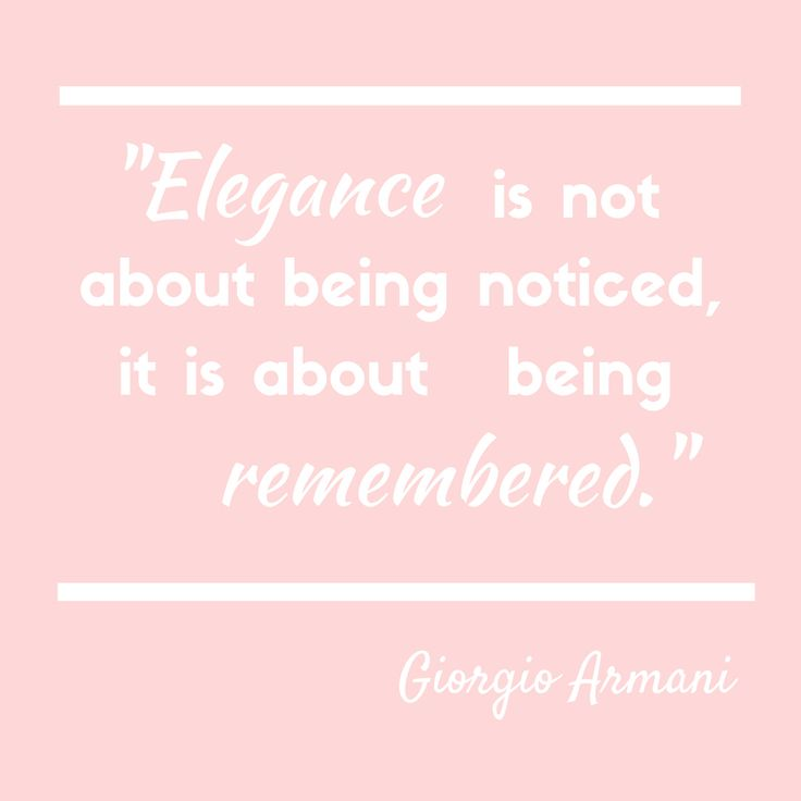 Fashion Quotes, Giorgio Armani