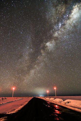 Cielos despejados despues de Tormenta de nieve en Desierto de Atacama - Mayp 2014 | by discoverchile