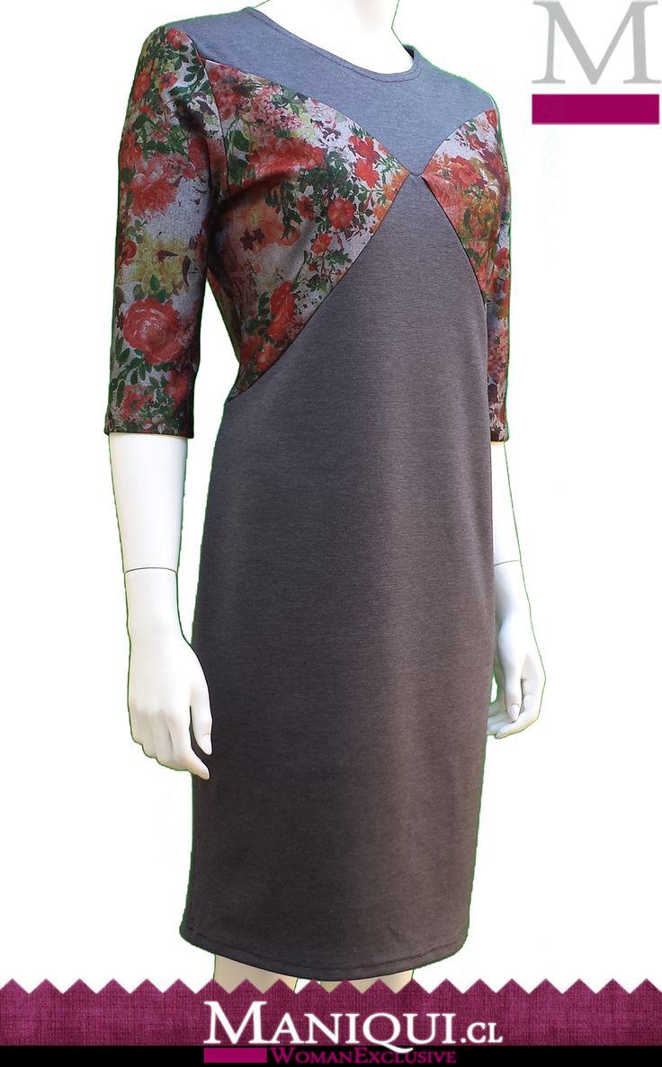 Hecho en Chile www.facebook.com/RopaManiqui www.Maniqui.cl  Vestido confeccionado para mujeres chilenas, con diseños de vanguardia y telas de calidad.  Alta Boutique. Ropa Exclusiva para Mujeres Exclusivas. Tallas XS, S, M, L, XL, XXL y XXXL.