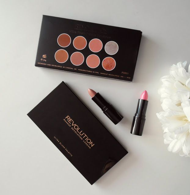 Makeup Revolution Review With Swatches