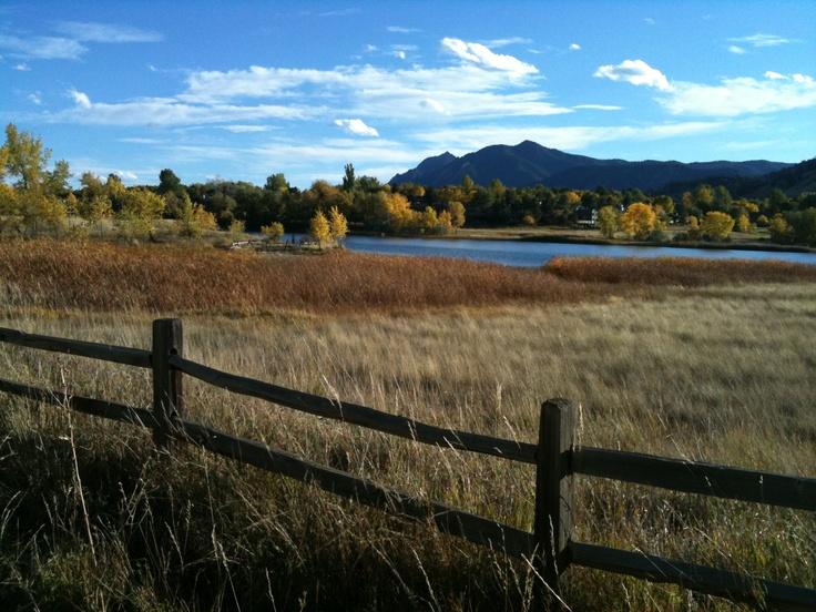 Wonderland Lake, Boulder, CO