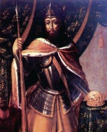 Sancho I de Portugal (Coimbra, 11 de novembro de 1154 — Coimbra, 26 de março de 1211) foi rei de Portugal de 1185 a 1211. Era cognominado o ''Povoador'' pelo estímulo com que apadrinhou o povoamento dos territórios do país —  a fundação da cidade da Guarda, em 1199, e a atribuição de cartas de foral na Beira e em Trás-os-Montes: Gouveia (1186), Covilhã (1186), Viseu (1187), Bragança (1187) ou Belmonte (1199), povoando áreas remotas do reino, ......