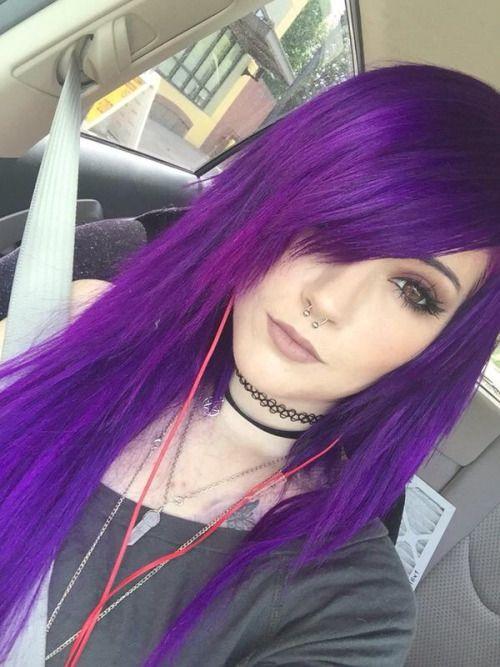 internet-bvnny | Emo hair color, Emo scene hair, Emo hair