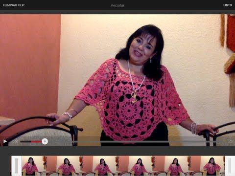 CAPITA 4 RUEDAS - Crochet Fácil y Rápido - Tejiendo con LAURA CEPEDA - YouTube