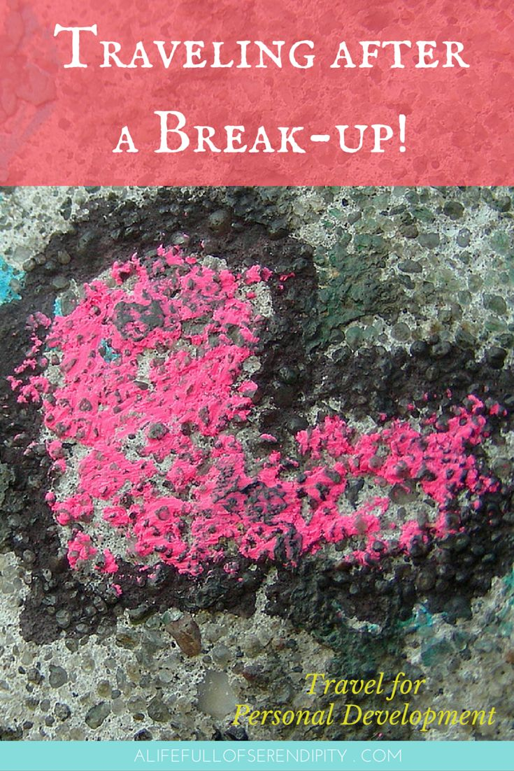 Traveling after a break-up // Break up // Meet Sam from Global Footprints who decided to travel to heal a devastating break-up. She set off to travel to Australia - click on the Pin to learn more about her road to recovery. (Image via Flickr CC - Ioan Sameli)
