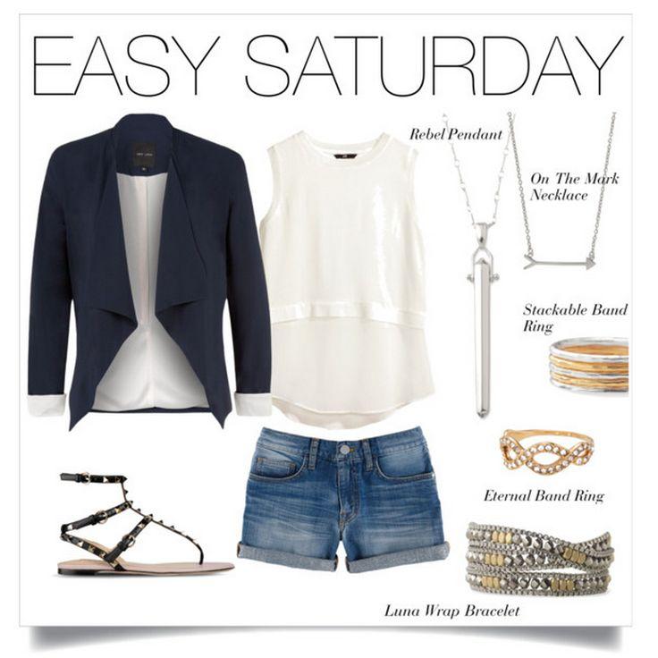 Weekend wear - http://www.stelladot.com/trishmuller
