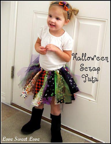 ハロウィン仮装チュチュで可愛く!子供の手作り衣装を安く簡単に作る方法 | きてみてオアシスどっと混む