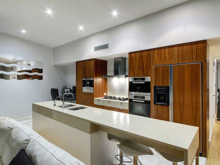 1000 ideas about galley kitchen design on pinterest for Galley kitchen with breakfast bar