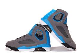 on sale 35f4f 2b486 ... Buy Nike Air Jordan Flight Luminary Mens Shoes Grey Blue Super Deals  from Reliable Nike Air . ...