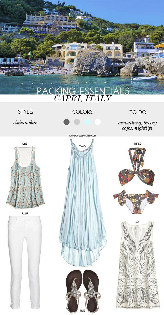 Packing-Essentials---Capri---Italy