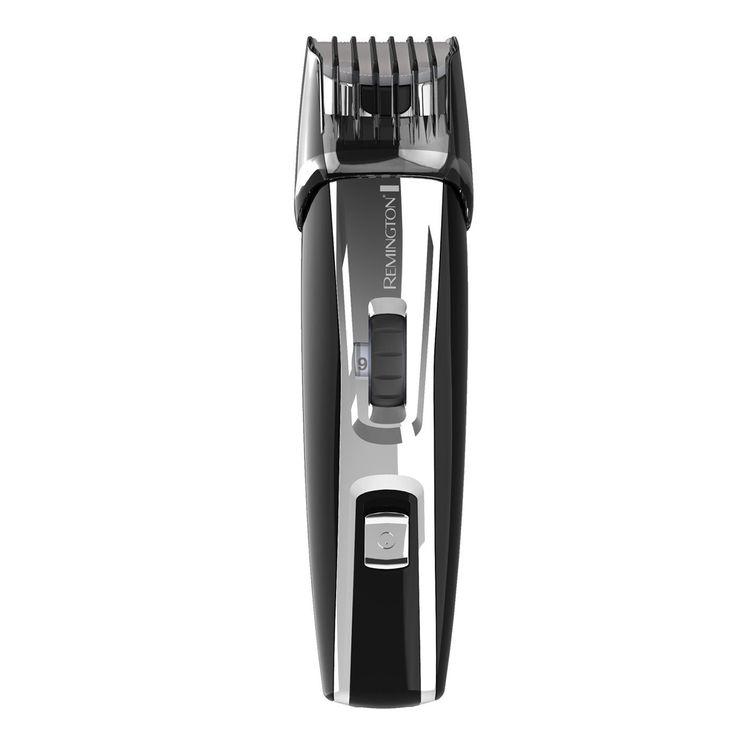 Centre du Rasoir : Tondeuse à barbe et à barbiche rechargeable