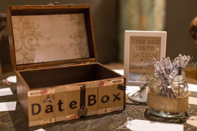 Travel, vintage, Love is a Journey Bridal/Wedding Shower Party Ideas | Photo 19 of 19