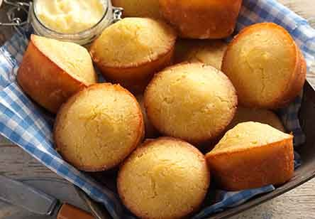Gluten-Free Corn Muffins
