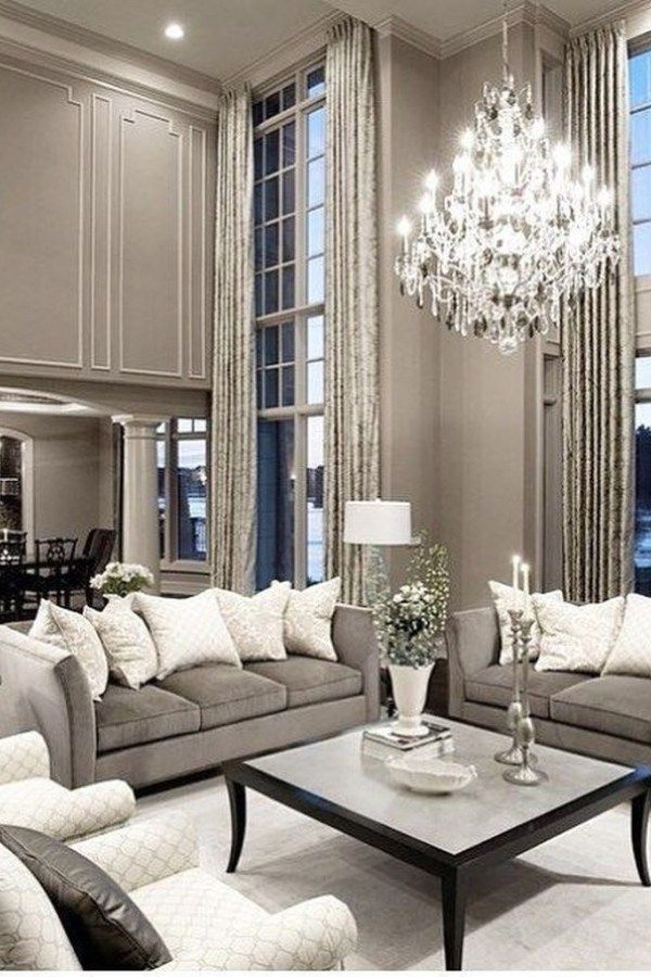 Stunning Formal Living Room Decor Ideas, Elegant Living Room Ideas 2019