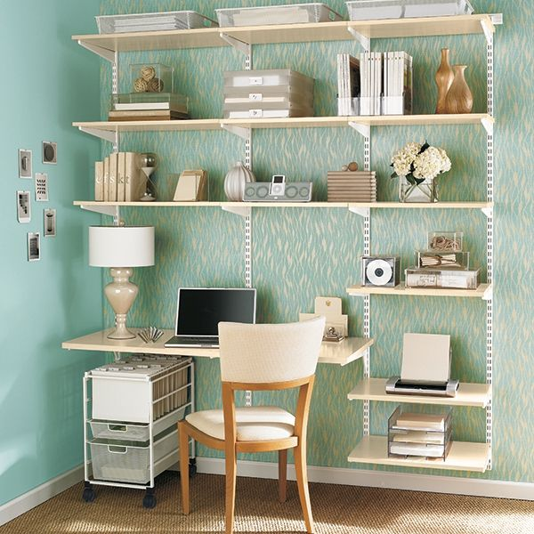 Create An Organized Corner Office Just About Anywhere With Our