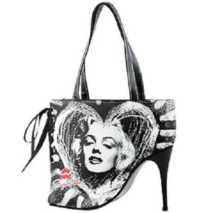 Marilyn Monroe High Heel Purse