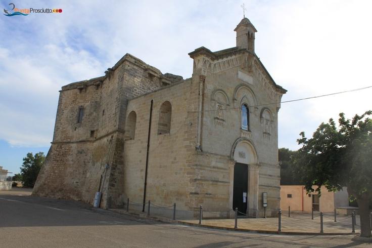San Pietro In Bevagna's church, Salento, Puglia