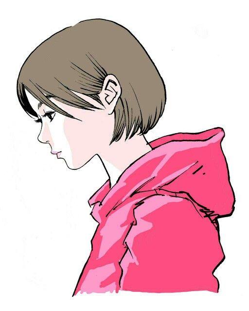 Art by 江口 寿史 Eguchi Hisashi* • Blog/Website | (http://www.eguchinn.com) ★…