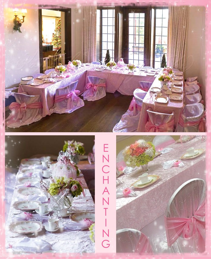 Musical Princess Tea : Princess Sharon Events of Boston MA, specializing in children and teen boutique birthday parties for girls, event planning and design. Princess parties, fairy parties, spa parties, wedding showers, and more!