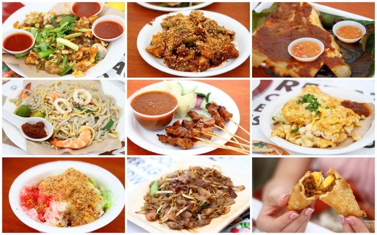 Local Cuisine Singapore
