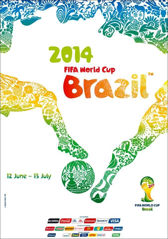 Mundial 2014 Diseño estratégico Crama. Rio de Janeiro