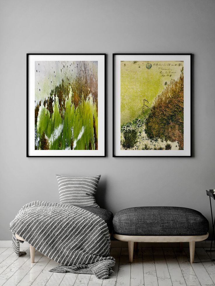 Title: Dutch Moss 1 & 2.   Abstract. Lively. Intriguing.  Dyptich series ... These pieces was captured at a Dutch orchid nursery (Anco Pure Vanda). The walls were filled with moss grown over a long period of time about 8 feet high. It was mesmerising to witness nature painting this work of art.   Online store launching soon!