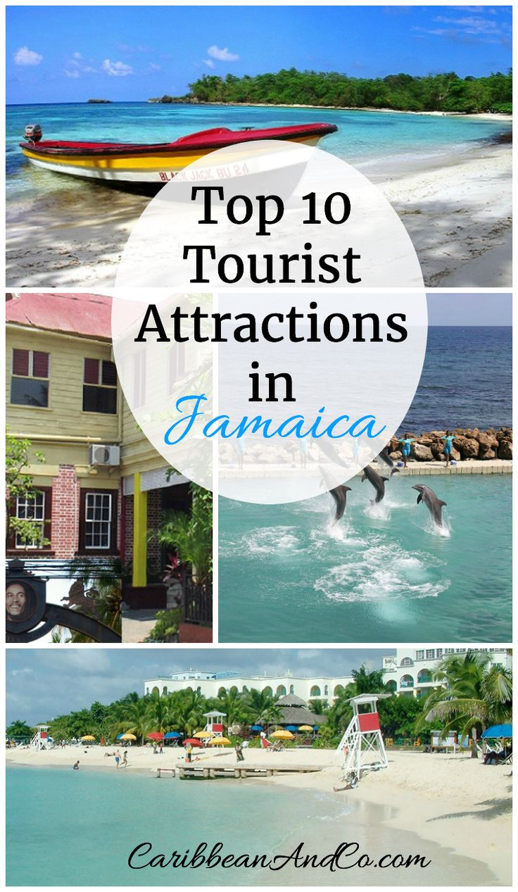Jamaica is the most popular English speaking Caribbean travel destination with near 3million visiting each year. Check out our list of the 10 top attractions luring visitors to Jamaica.