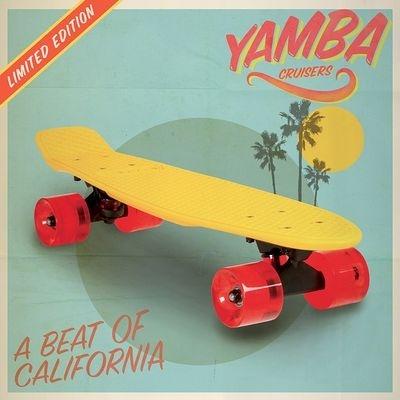 Skateboard Roller, skate, trottinette - YAMBA YELLOW OXELO - Skateboards  Waveboards
