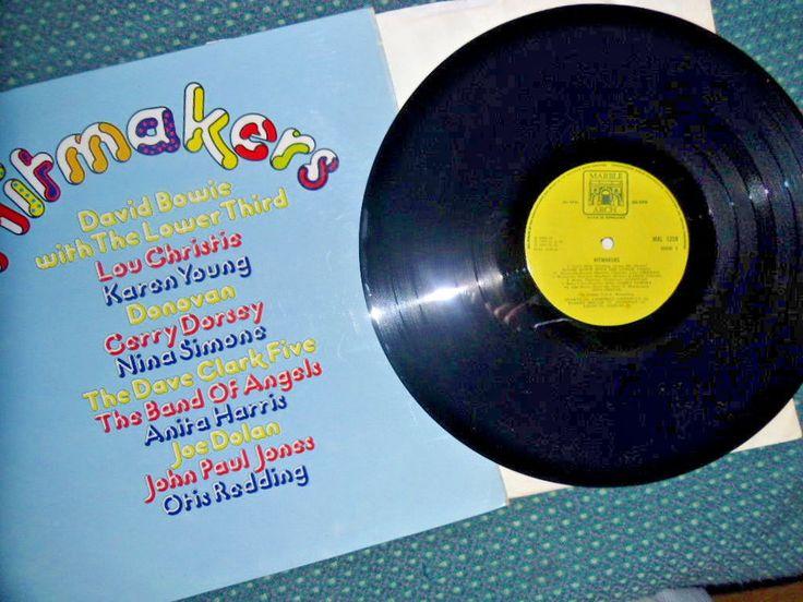 Hitmakers vinyl lp - Marble Arch- Pye- Mal1259 Mono Used