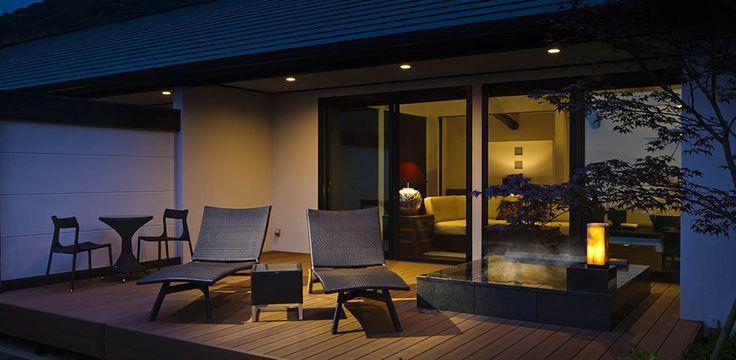 【公式HP】 西伊豆 世界遺産 富士山を望む宿 富岳群青 全室露天風呂付客室