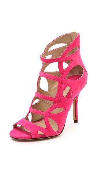 c02d401d25e Casey Cutout Sandals