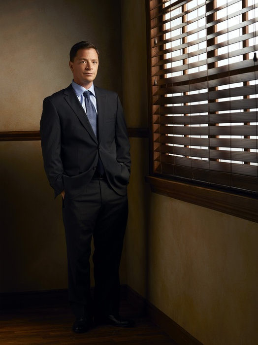 David Rosen - Former Assistant District Attorney whose love of the law frequently has him interacting with Olivia Pope & Associates.