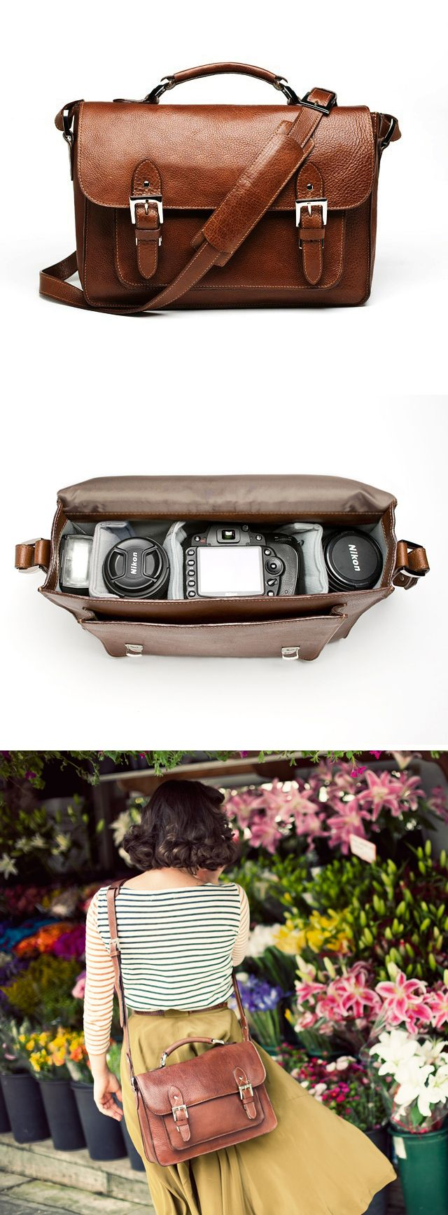 Brooklyn Camera Bag Anyone needing ideas for my Christmas gift? This is it! :)