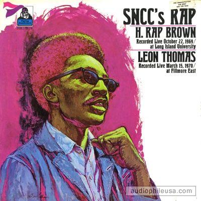 SNCC's Rap, 1970