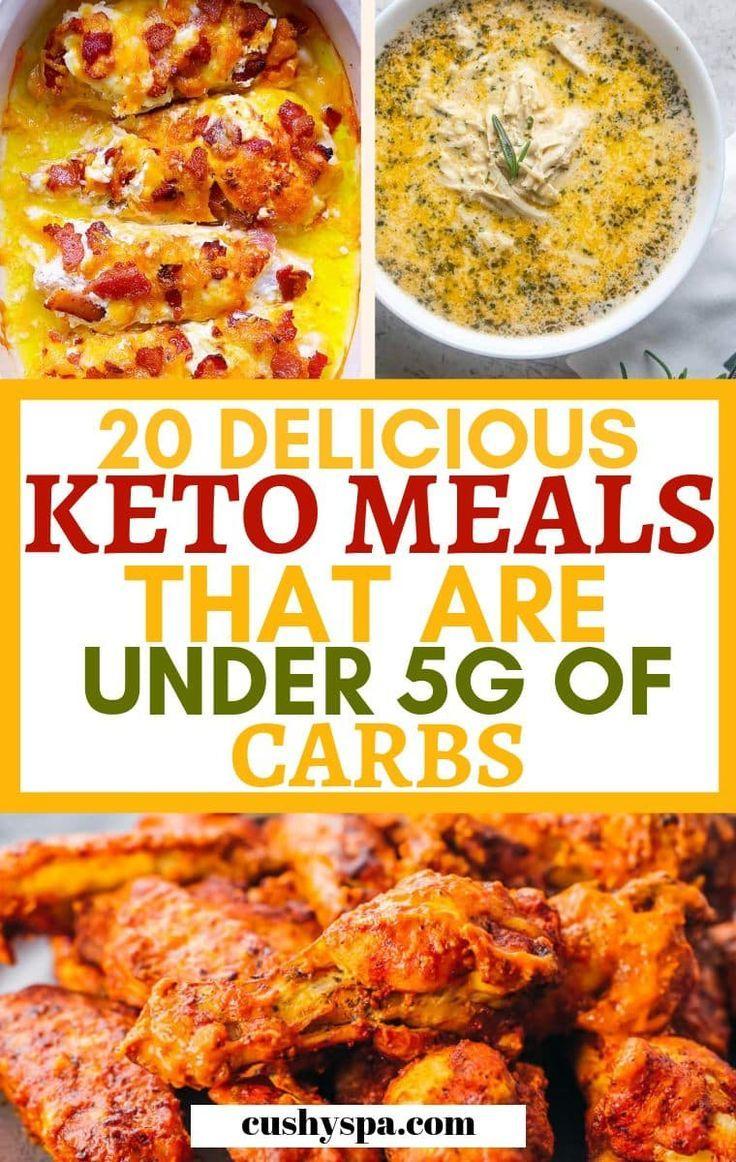 Probieren Sie diese kohlenhydratarmen ketogenen Mahlzeiten, um länger im Ketose-Zustand zu bleiben. Diese Ke …