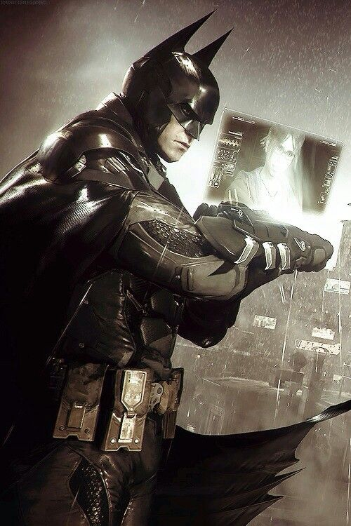 Here's a little preview of the new bat suit what kind of damage can he do in this thing?