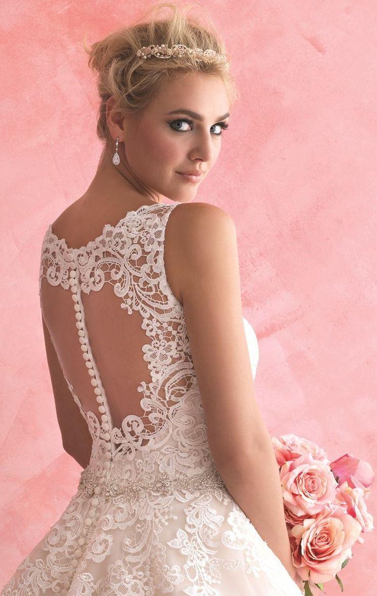 65 best Allure Bridal images on Pinterest | Wedding frocks, Short ...