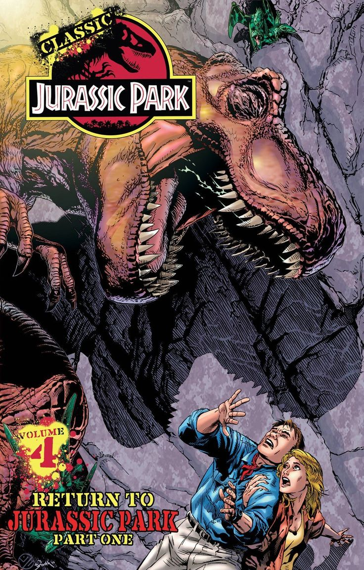Return to Jurassic Park #1-9 - Jurassic-Park.fr | Tout sur la saga Jurassic Park