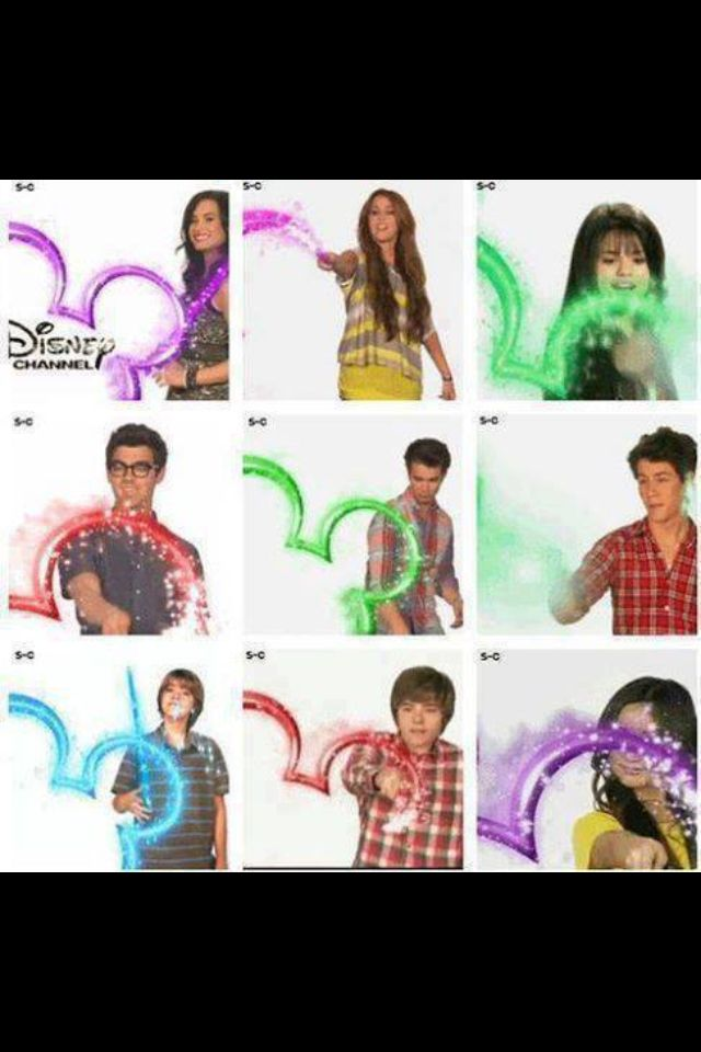 Old Disney Channel <3 I've ALWAYS wanted to do that, now I can't if I ever go onto Disney. NO!!!!
